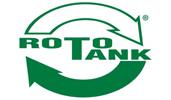 Rototank – przydomowe oczyszczalnie ścieków i studnie Logo
